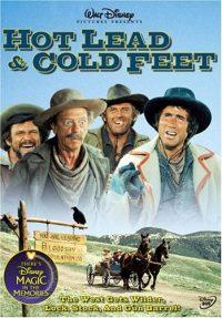 El menos salvaje del oeste (hot lead and cold feet )