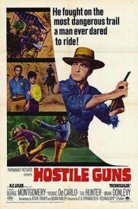 Pistolas hostiles (hostile guns)