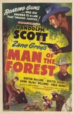El hombre del bosque