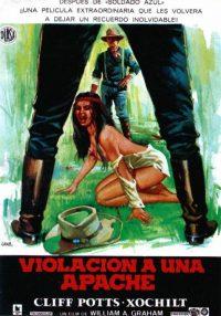 Violación a una apache