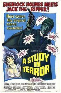 Un estudio de terror