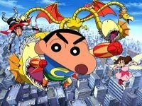 Shin chan: 3 minutos para salvar el mundo