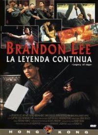 Brandon lee,la leyenda continua ( legacy of rage)