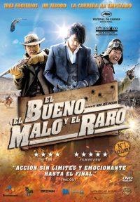 El bueno, el malo y el raro. (the good, the bad and the weird)