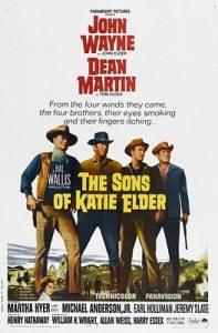 Los 4 hijos de katie elder. (the sons of katie elder.)