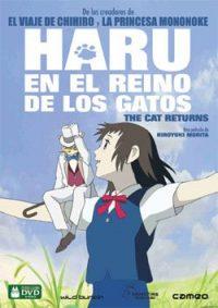 Haru en el reino de los gatos