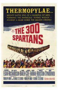 Los 300 espartanos