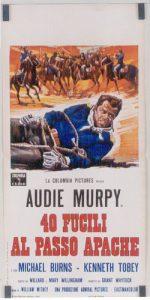 40 rifles en Paso Apache (40 guns at Apache)