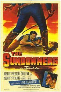 El cuatrero errante (The Sundowners)