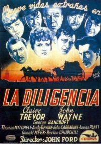 La diligencia (Stagecoach)