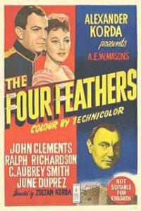 Las cuatro plumas