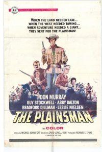 La fuerza de la nobleza (The Plainsman)