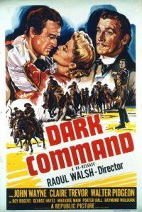 Mando siniestro (Dark Command)