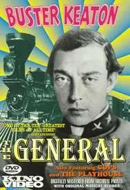 El maquinista de la General  (The General)